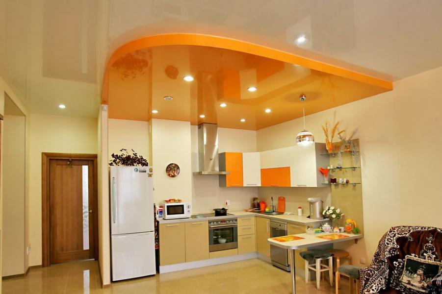 натяжные потолки на кухне фото_5.jpg