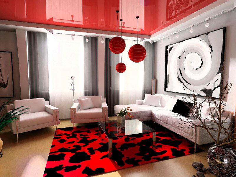 натяжные потолки фото в квартире_5.jpg