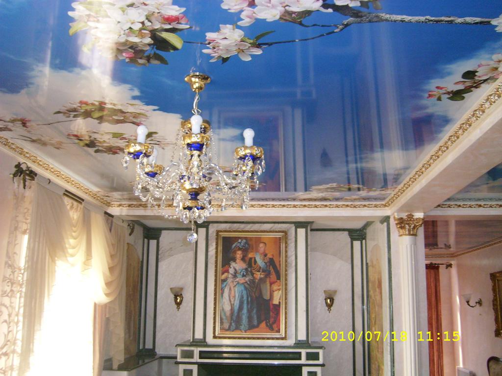 натяжные потолки с рисунком фото-3.jpg