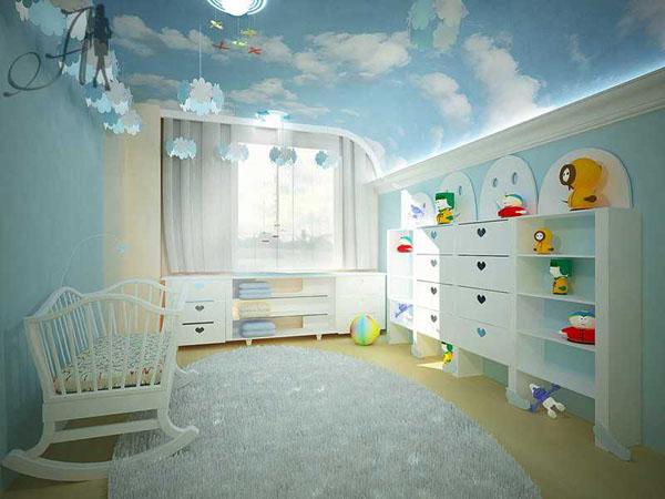 натяжные потолки в детской фото_21.jpg