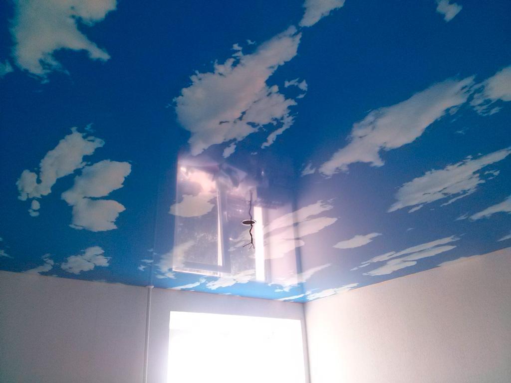 натяжные потолки небо с облаками фото_5.jpg