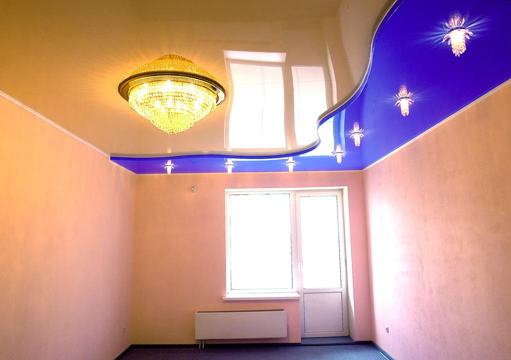 комбинированные натяжные потолки фото_10.jpg