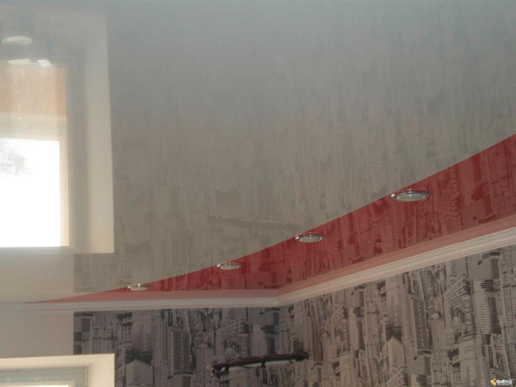 комбинированные натяжные потолки фото_5.JPG