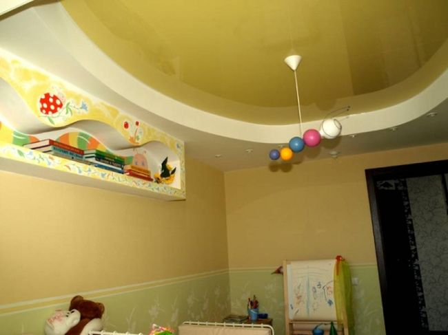 натяжные потолки в детской фото_18.jpg