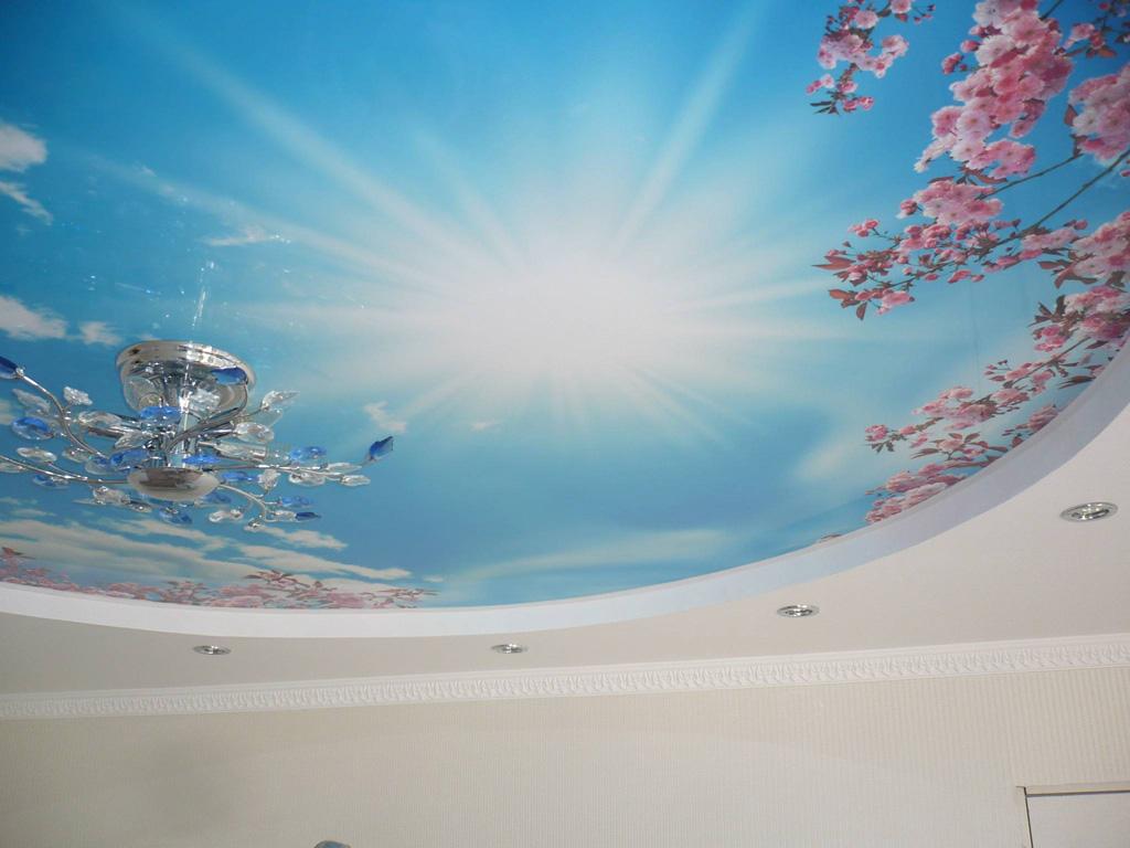 натяжные потолки небо с облаками фото_3.jpg
