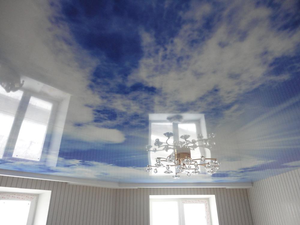 натяжные потолки небо с облаками фото_16.JPG
