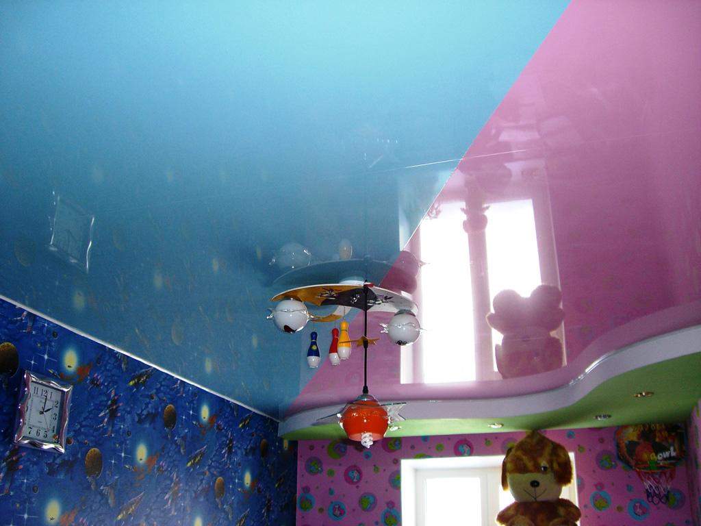комбинированные натяжные потолки фото_9.jpg