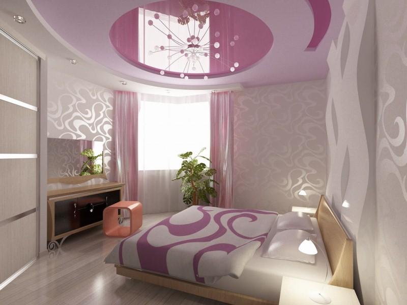 натяжные потолки в спальне фото.jpg