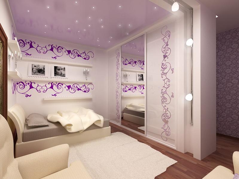 натяжные потолки в спальне фото_16.jpg