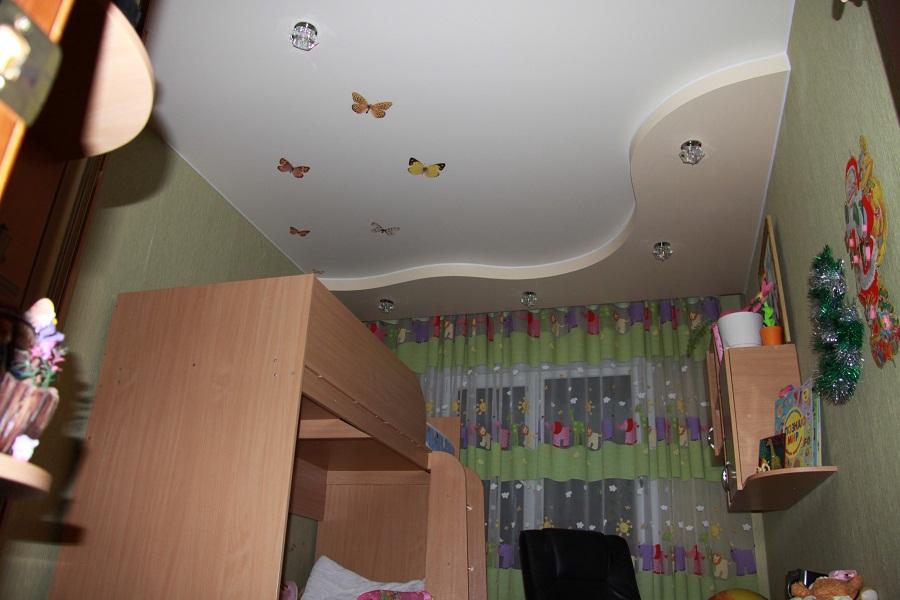 натяжные потолки в детской фото_10.jpg