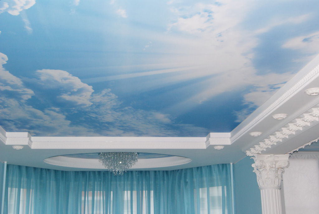 натяжные потолки небо с облаками фото.jpg