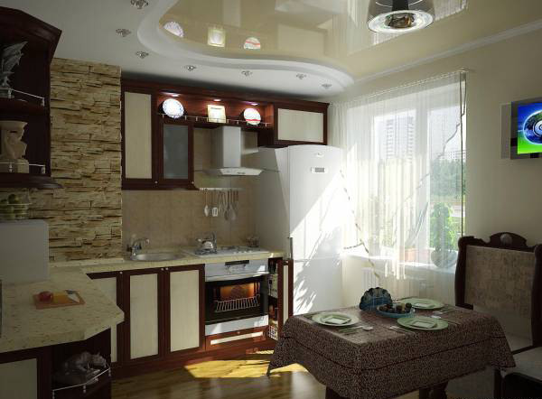 натяжные потолки на кухне фото_6.jpg