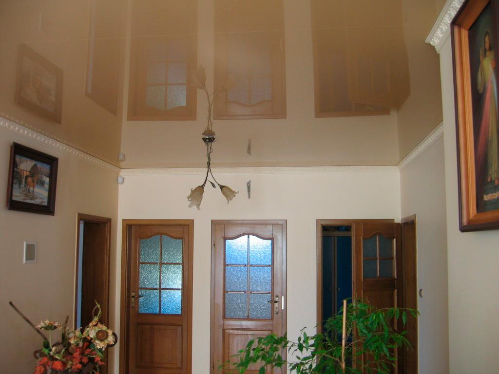 натяжной потолок в прихожей фото_5.jpg