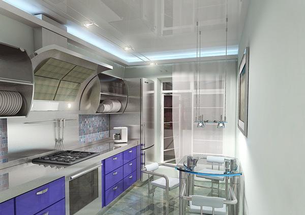 натяжные потолки на кухне фото-2.jpg