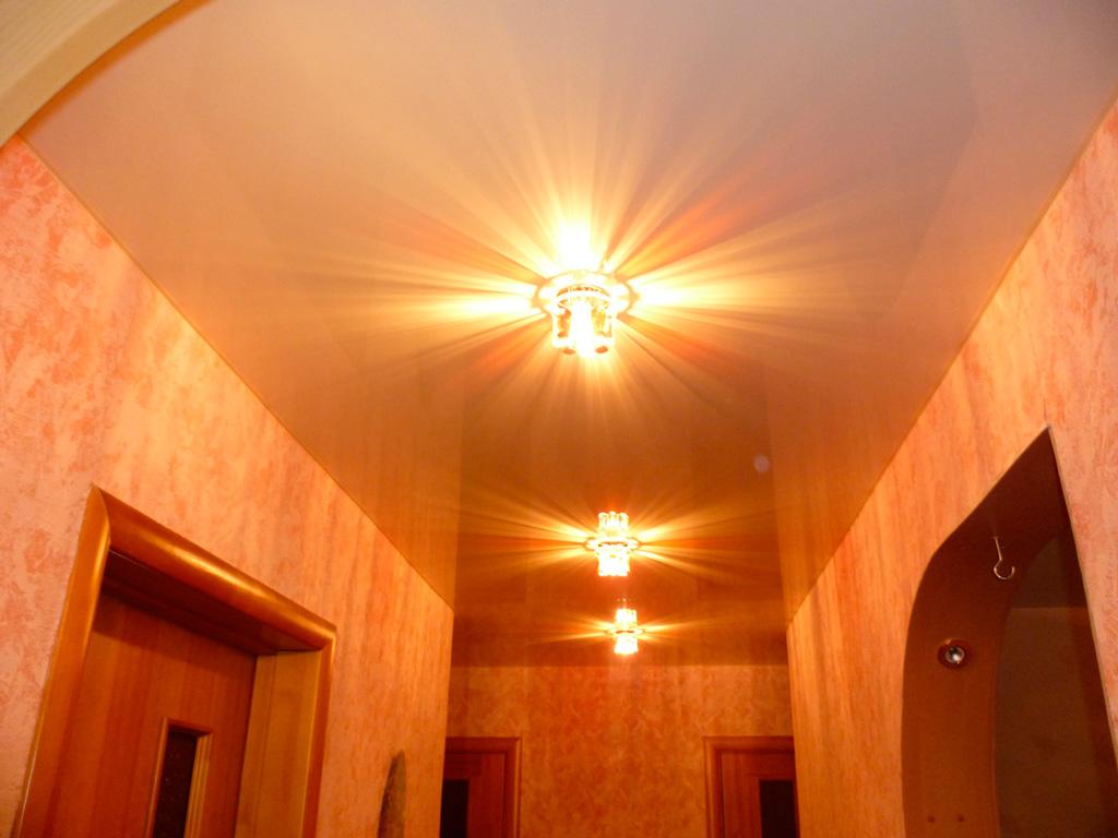 натяжной потолок в прихожей фото_7.jpg