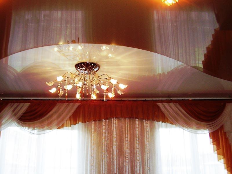 комбинированные натяжные потолки фото_18.jpg