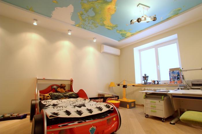 натяжные потолки в детской фото_15.jpg