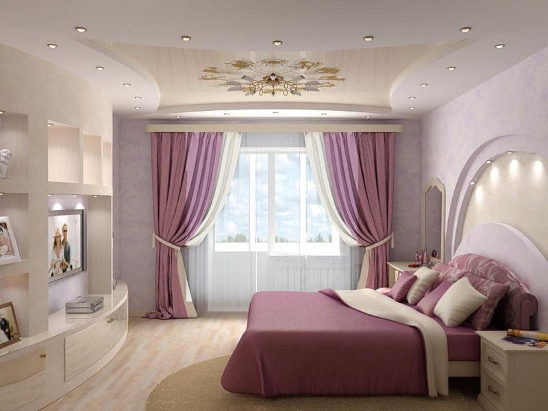 натяжные потолки в спальне фото_7.jpg