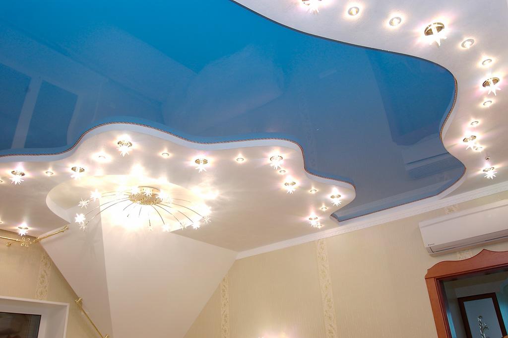комбинированные натяжные потолки фото_7.jpg