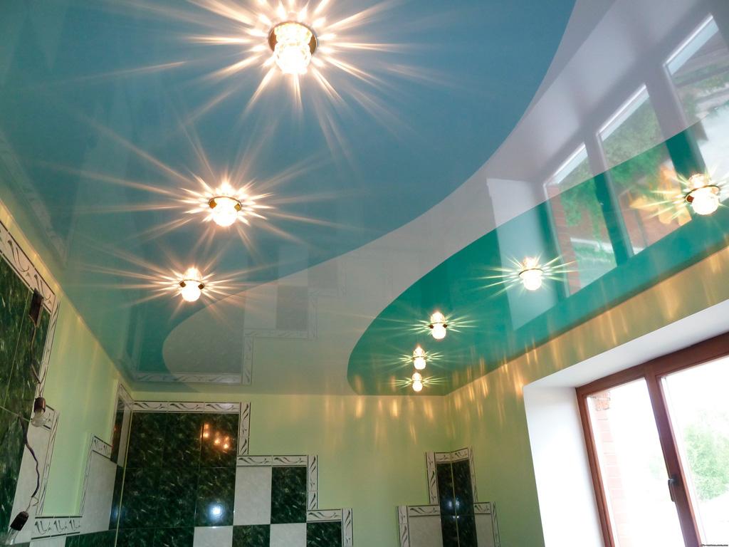 комбинированные натяжные потолки фото.jpg