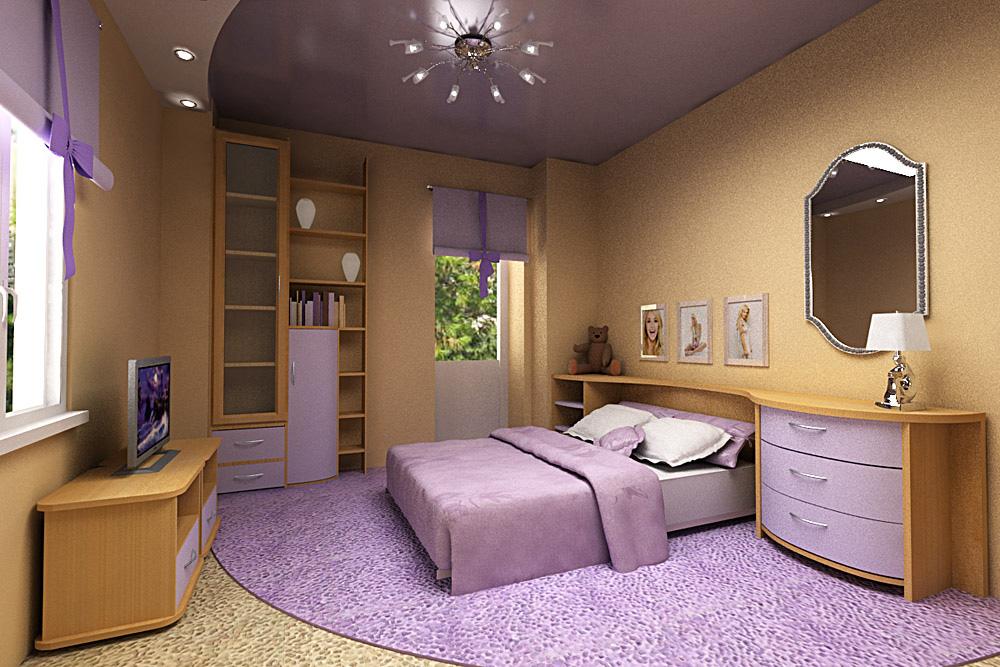 натяжные потолки в спальне фото_11.jpg