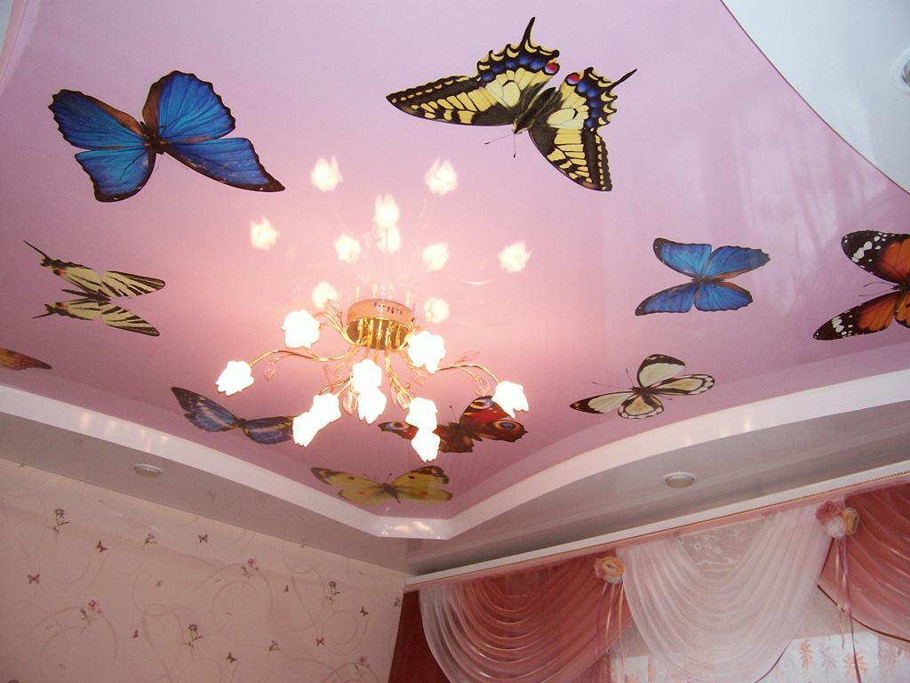 натяжные потолки с рисунком фото-2.jpg