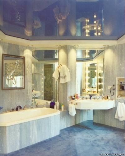 натяжные потолки в ванной фото.jpg