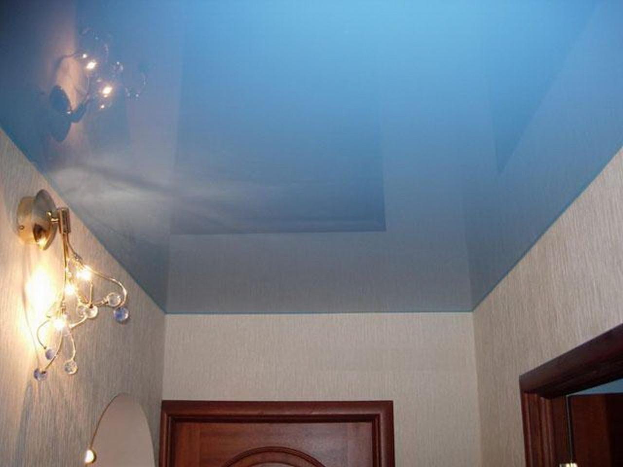 натяжной потолок в прихожей фото_26.jpg
