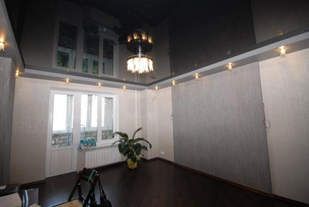 черный натяжной потолок фото_16.jpg
