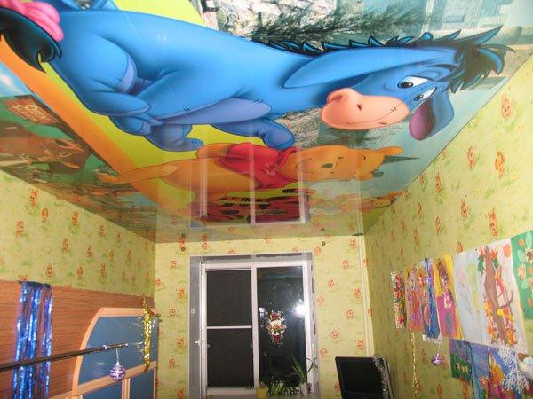 натяжные потолки в детской фото_11.jpg